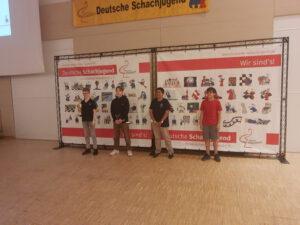 DVM U14 Siegerteam